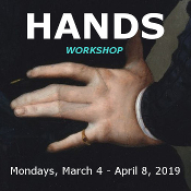 Portrait/Hands Workshop